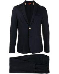 Barena シングルスーツ - ブルー