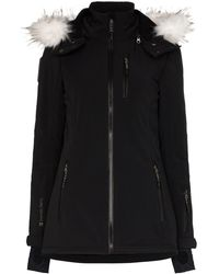 Sweaty Betty Exploration Softshell Ski Jacket - Black
