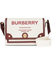 Burberry - Сумка Через Плечо С Принтом Horseferry - Lyst