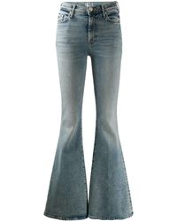 Mother - Laws Of Attraction Flared Jeans - Lyst