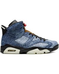 Nike Air Jordan Retro 6 - Blue