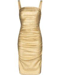 Dolce & Gabbana - タイト ドレス - Lyst