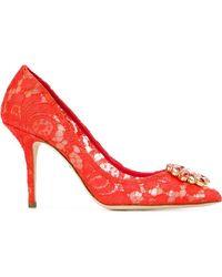 Dolce & Gabbana - 'bellucci' Pumps - Lyst