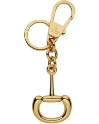 Gucci Брелок 1955 Horsebit - Металлик