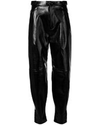 Givenchy - High-waisted Trousers - Lyst