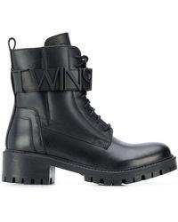 Twin Set - アンクルストラップ ブーツ - Lyst