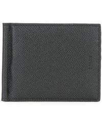 Bally - Bodolo Panel Wallet - Men - Calf Leather - One Size - Black