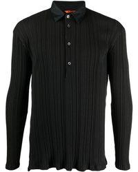 Barena - Camisa con botones y pliegues - Lyst