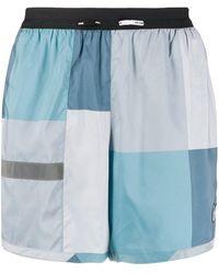 Nike Pantalones cortos de running Flex Stride Wild Run 13cm - Azul