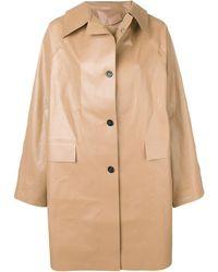 Kassl - Oversized Trenchcoat - Lyst