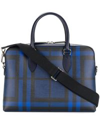 Burberry - Barrow Briefcase - Lyst
