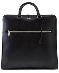Dolce & Gabbana Портфель С Логотипом - Черный