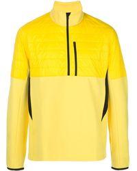 Aztech Mountain Team Aztech Fleece - Yellow