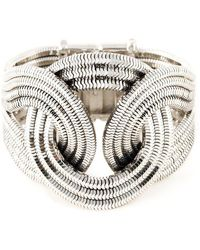 Lara Bohinc - 'solar Eclipse' Large Bracelet - Lyst