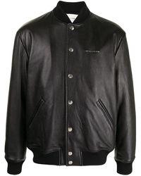 1017 ALYX 9SM Куртка С Логотипом - Черный