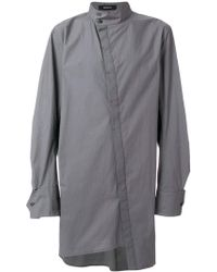 BMUET(TE) - Asymmetric Shirt - Lyst