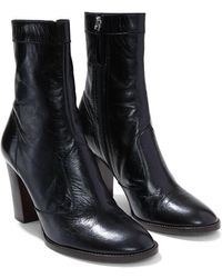 Marc Jacobs The Ankle Boot Boots - Black