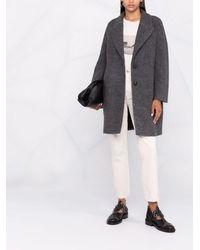 Peserico シングルコート - グレー