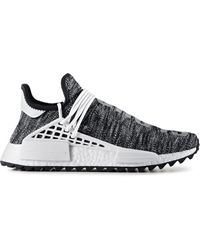 adidas Originals Кроссовки Adidas X Pharrell Williams Human Race Nmd - Черный