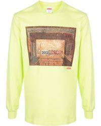 Supreme X Martin Wong T-shirt - Groen