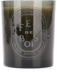 Diptyque Feu De Bois Candle - Green
