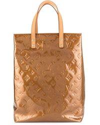 Louis Vuitton Borsa tote Vernis Reade MM Pre-owned - Multicolore