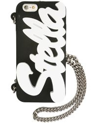 Stella McCartney - Logo Iphone 6 Cover - Lyst