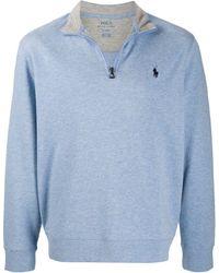 Polo Ralph Lauren - ハーフジップ スウェットシャツ - Lyst