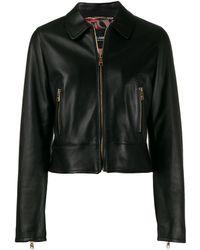 Dolce & Gabbana Укороченная Куртка - Черный