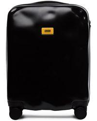 Crash Baggage Чемодан Icon - Черный