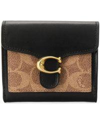 COACH C 財布 - ブラック