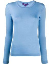Ralph Lauren Collection カシミア セーター - ブルー