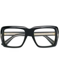 Gucci - スクエア眼鏡フレーム - Lyst