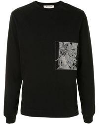 1017 ALYX 9SM Sci-fi プリント Tシャツ - ブラック