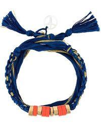 Aurelie Bidermann - 'takayama' Wrap Bracelet - Lyst