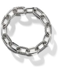 David Yurman Dy Madison Medium 11mm Bracelet - Multicolour
