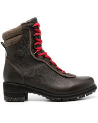 Rossignol Megeve Buffalo Brown Boots - Multicolour