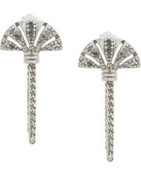 V Jewellery - Luella Earrings - Lyst