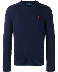 Polo Ralph Lauren - エンブロイダリー セーター - Lyst