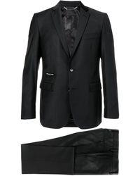 Philipp Plein Statement スーツ - ブラック