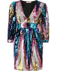 Twin Set - スパンコール ドレス - Lyst