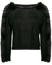 Frankie Morello - Philis Sweater - Lyst