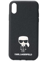 Karl Lagerfeld - Karl Iphone Xr ケース - Lyst