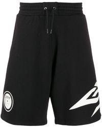 Givenchy - Pantalones cortos de deporte con logo - Lyst