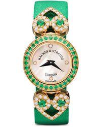 Backes & Strauss Наручные Часы Miss Victoria 18 Мм - Белый