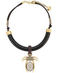 Camila Klein - Resin Details Necklace - Lyst