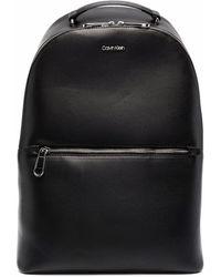 Calvin Klein Minimalism Round バックパック - ブラック
