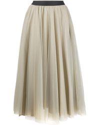 Blanca Vita Grazia Skirt - Multicolour