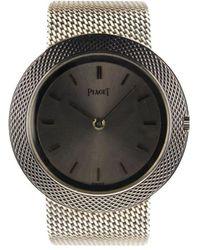 Piaget Orologio 21st Century pre-owned Classic - Metallizzato