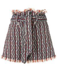 IRO Pantalones cortos Vanity - Azul